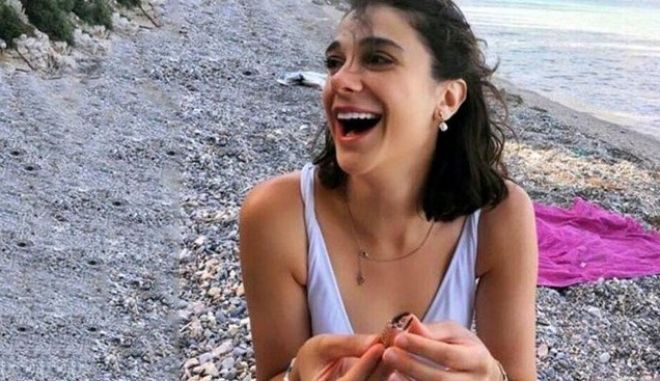 Η δολοφονία της 27χρονης Pinar Gultekin στην Τουρκία