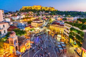 Αθήνα Ντετέκτιβ